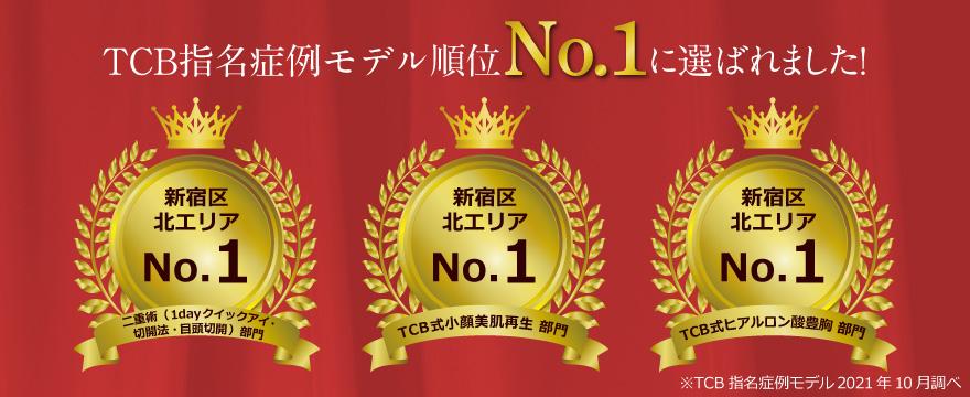 指名モニター順位No.1に選ばれました!
