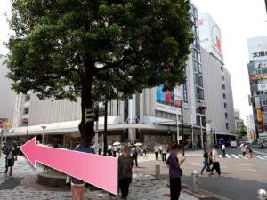 東京中央美容外科渋谷院埼京線・湘南新宿ラインルート05