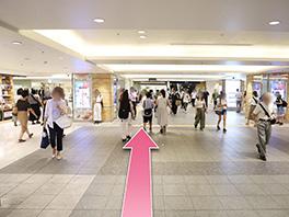 東京中央美容外科横浜院 相鉄線ルート1