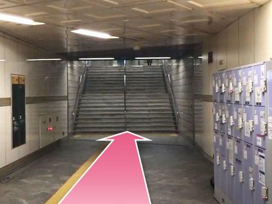 東京中央美容外科神戸院神戸市営地下鉄三ノ宮駅東口ルート04